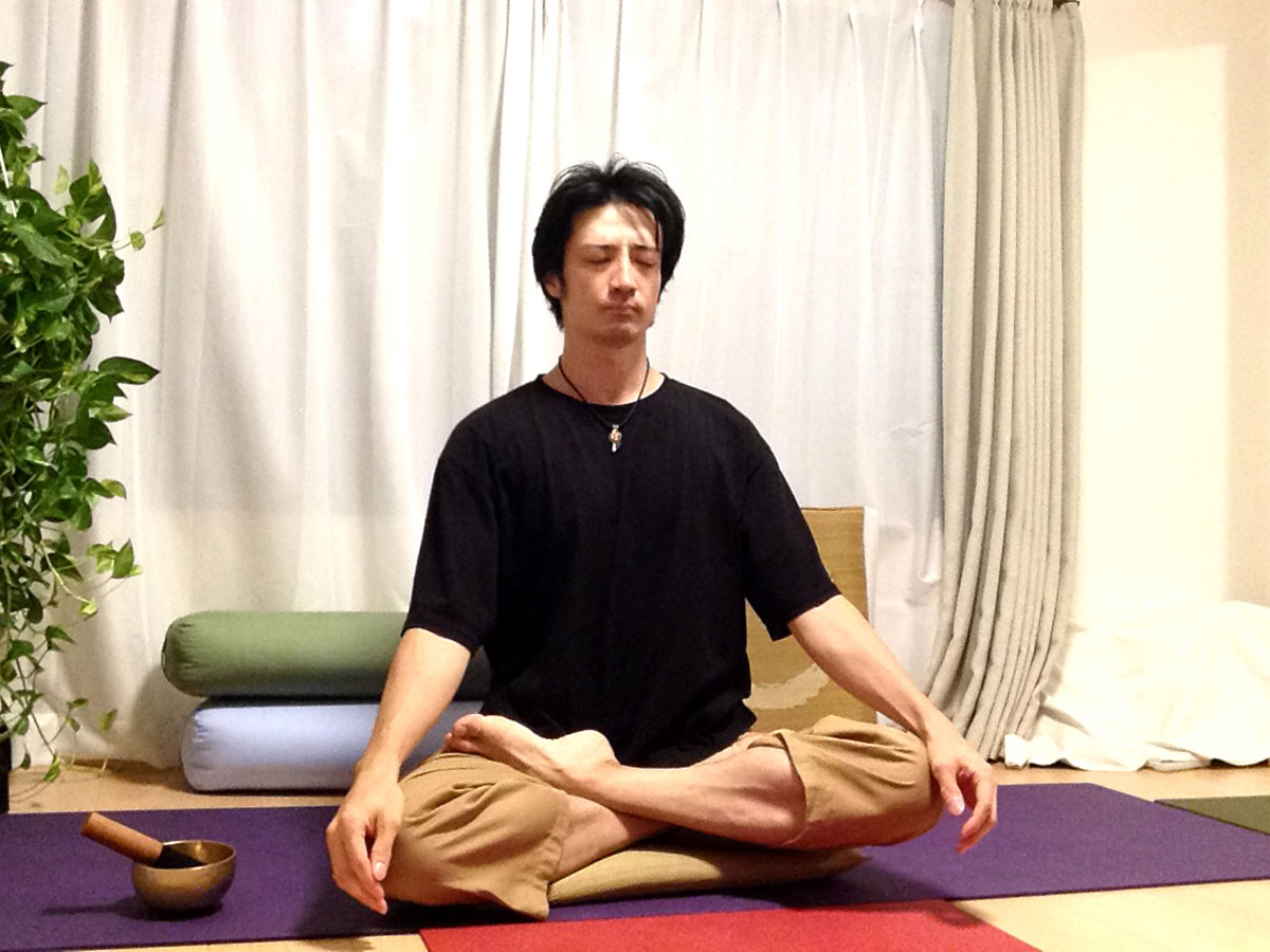 2016年9月・水夜の瞑想クラス