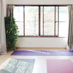 2016年10月のオープンヨガクラス・瞑想クラス