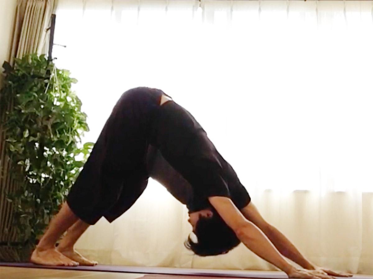 アシュタンガヨガ太陽礼拝A〜音楽を使って深い呼吸を意識〜