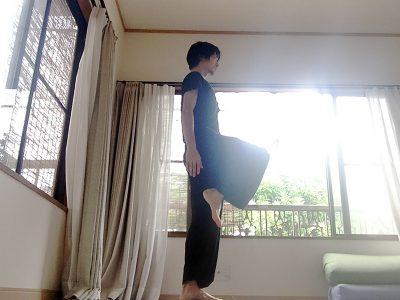 「体幹を使う」感覚を身につける、日常生活での練習