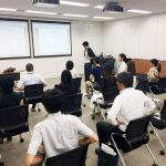 出張オフィス瞑想・チェアヨガレッスン 〜株式会社USEN様〜