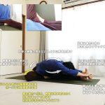 ジャーヌシルシャーサナA(坐位の片脚前屈・股関節外旋)〜腰を強く伸ばし、腎臓を活性化、股関節を柔軟に〜