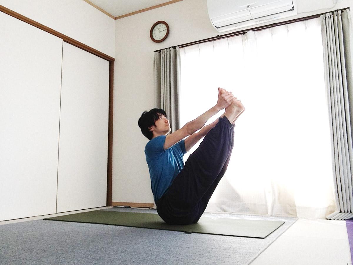 腹横筋と腸腰筋を使うコツ 〜姿勢を整える・深く前屈するために、とても重要な筋肉〜